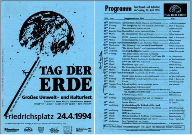 1994 - Programm