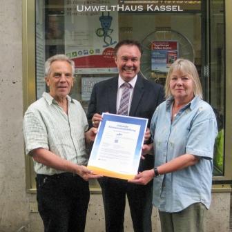 2017 Klimaneutral Tag der Erde Kassel