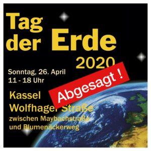 Tag der Erde in Kassel 2020