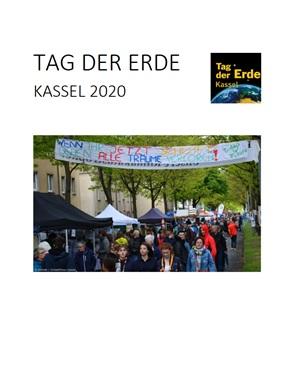 2020 Tag der Erde - Online-Broschüre