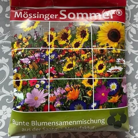 Blumensaat zum Tag der Erde 2021 in Kassel